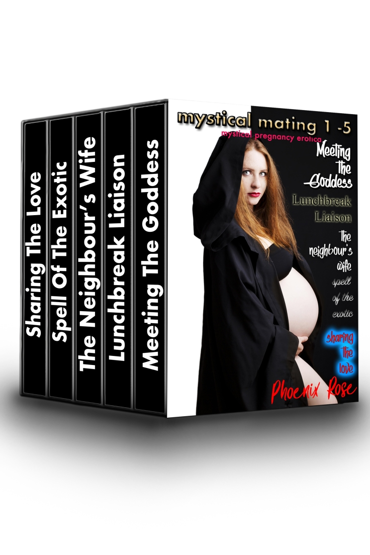 mystical mating 1-5 bundleV2